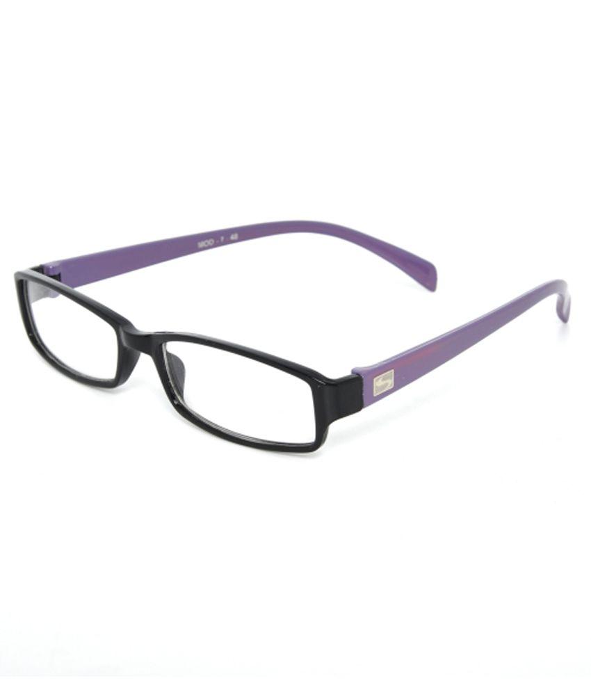unique non metal rectangle eyeglasses frame buy unique