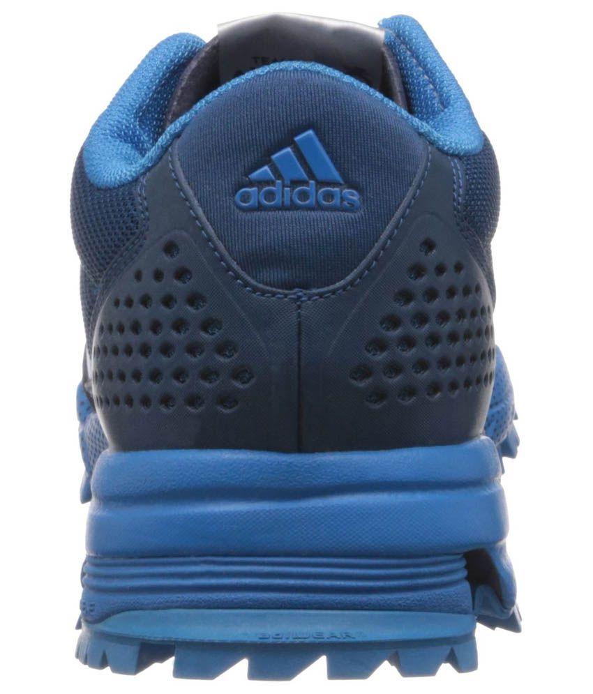 92f9f5e7c7e ... Adidas Men s Marathon Tr 10 M Navy Blue and Sky Blue Mesh Running Shoes  ...