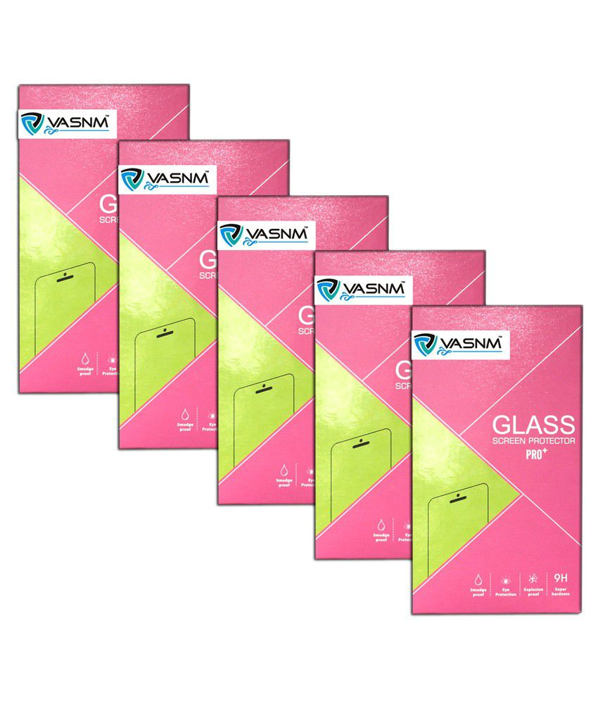 Lenovo S650 - Tempered Glass Screen Guard by Vasnm