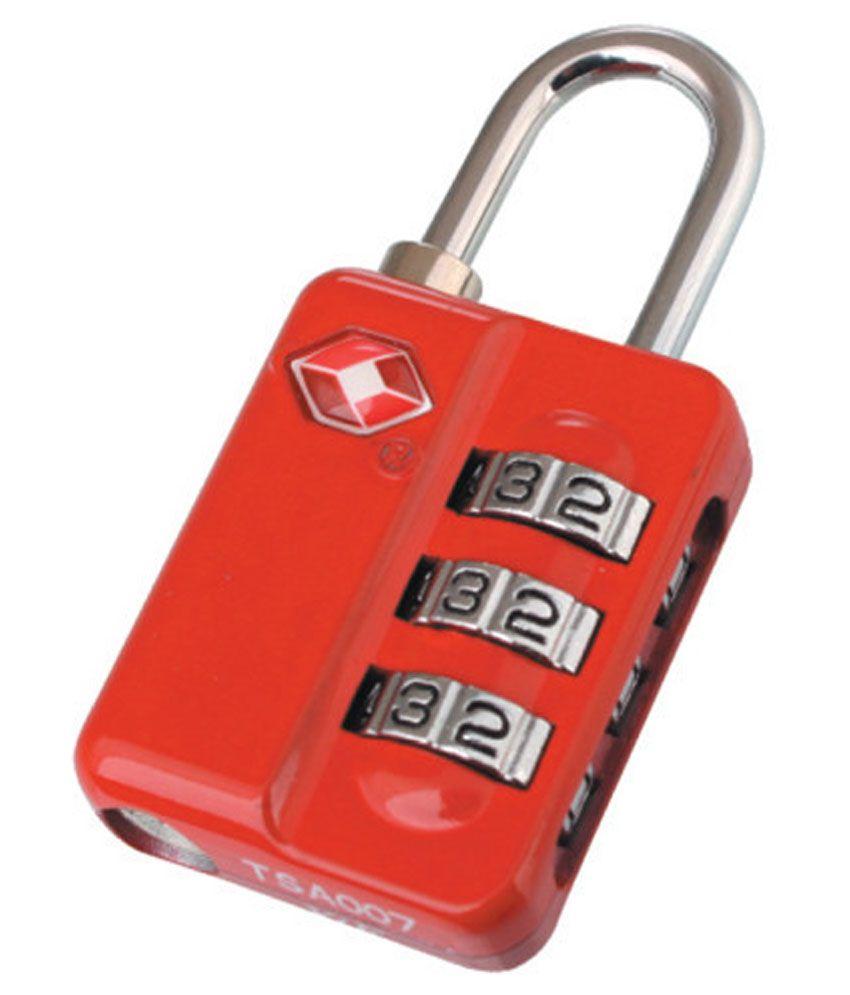 Cjsj Tsa390 Tsa Lock 3-combination