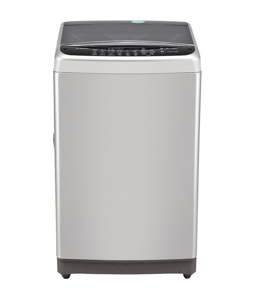 LG 7 Kg Top Load T8068TEEL1 Fully Automatic Washing Machine