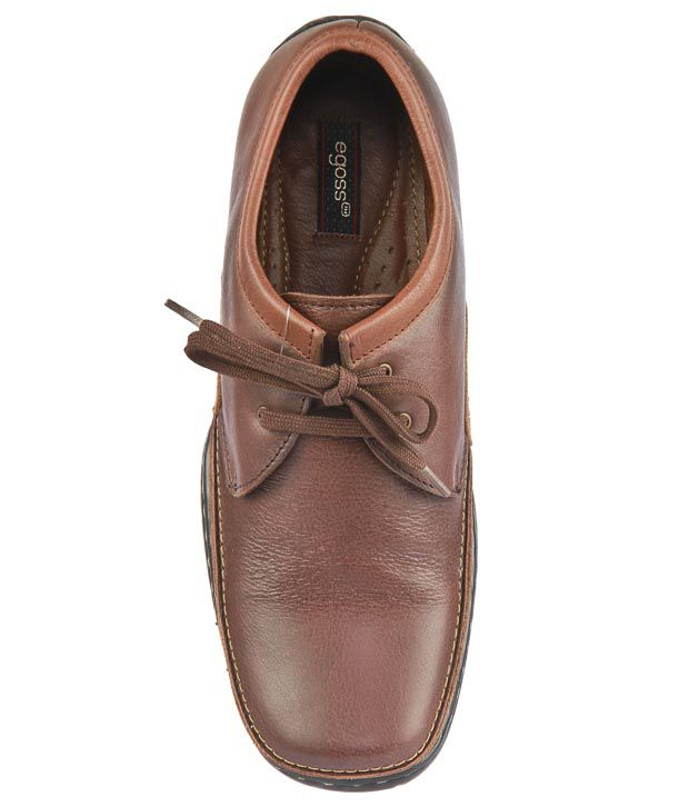 Egoss Leather Shoes