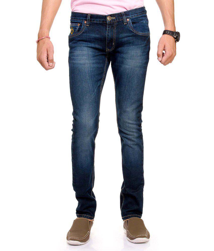 Gr8onyou Limited Edition Skinny Fit Men's Jeans
