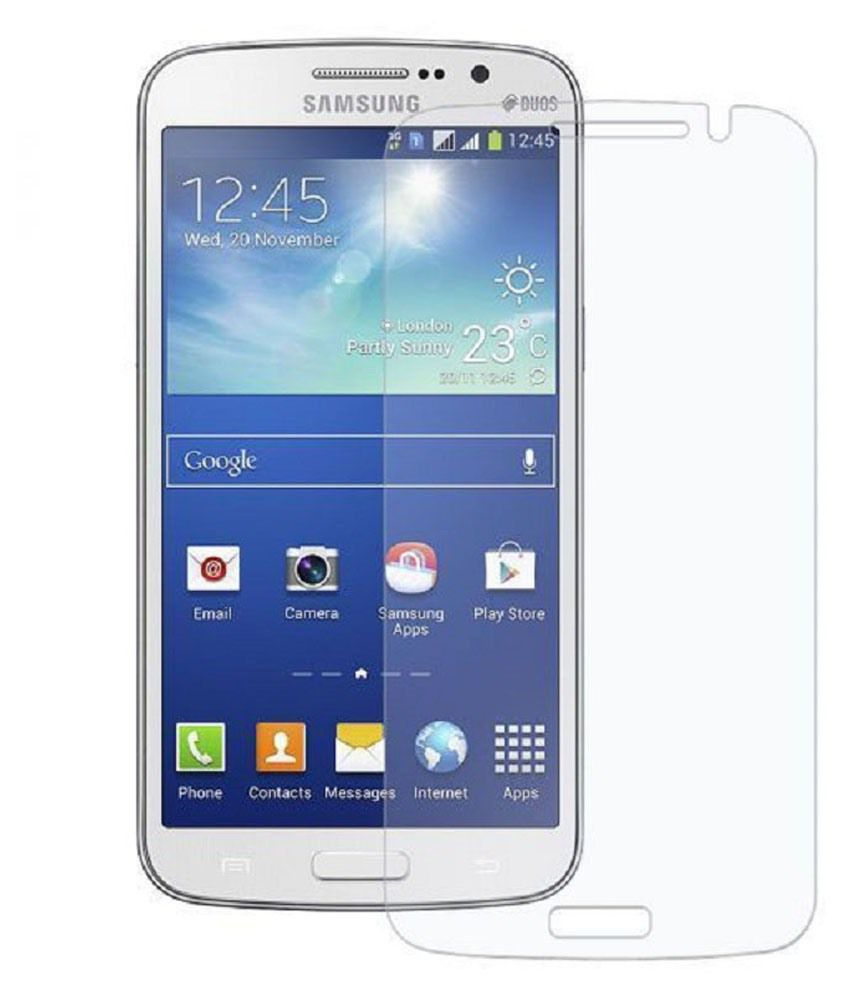 Samsung Galaxy Trend GT-S7392 Combo Of 3 Matte Screen Guard by Uni Mobile Care