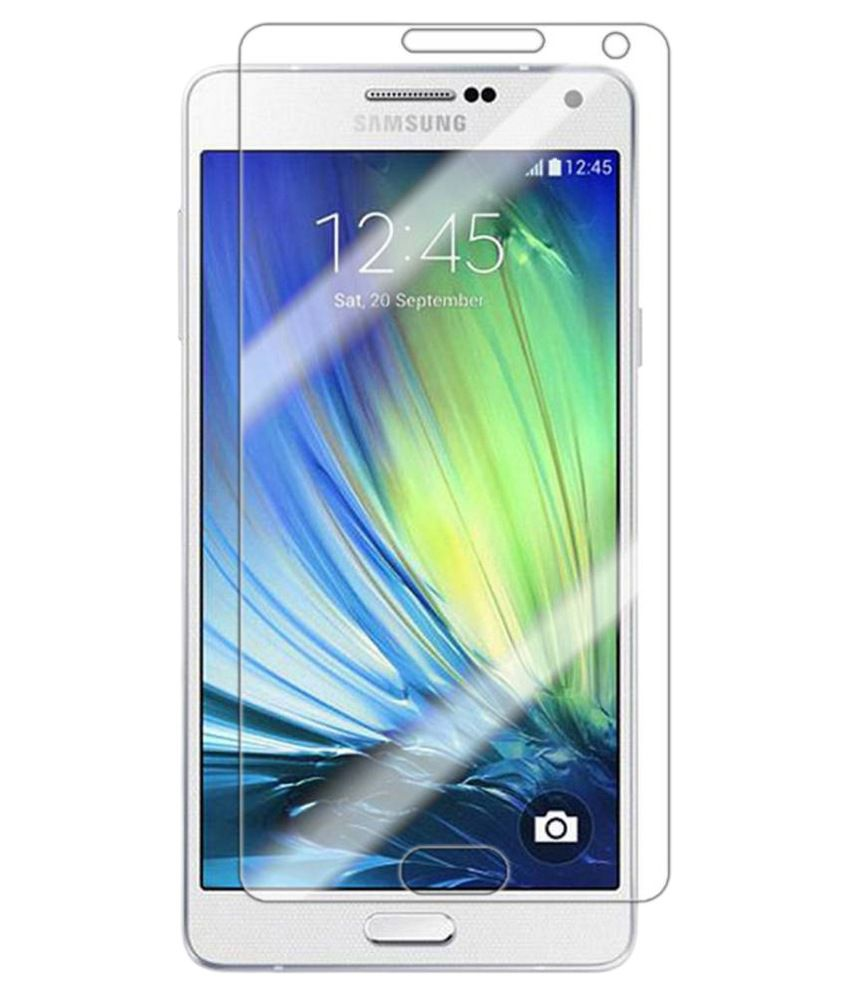 Shopper Guide Tempered Glass Screen Protector For Samsung Galaxy A7