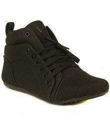 Darling Deals Black Casual Shoes