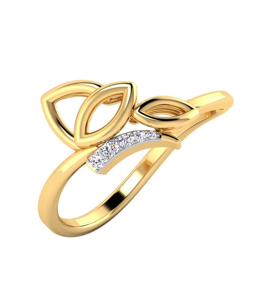 Caratstyle Dart Ring
