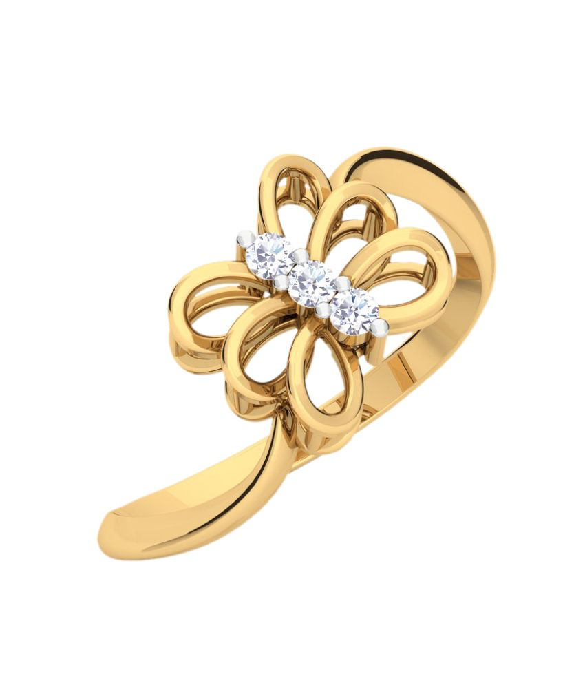 CaratStyle 18kt Gold Ring