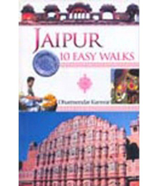 Jaipur 10 easy walks buy jaipur 10 easy walks online at for F salon jaipur price list