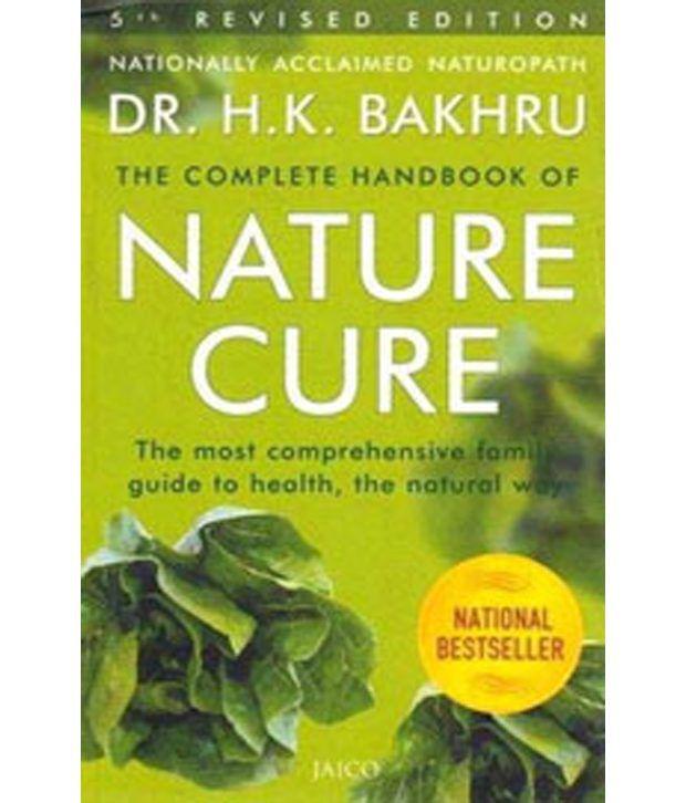 The Complete Handbook of Nature Cure price comparison at Flipkart, Amazon, Crossword, Uread, Bookadda, Landmark, Homeshop18