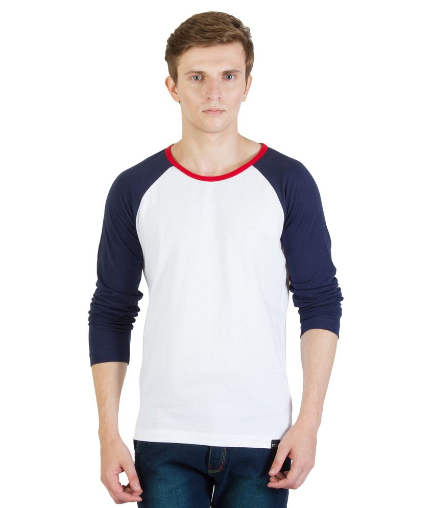Rigo White Cotton T - Shirt
