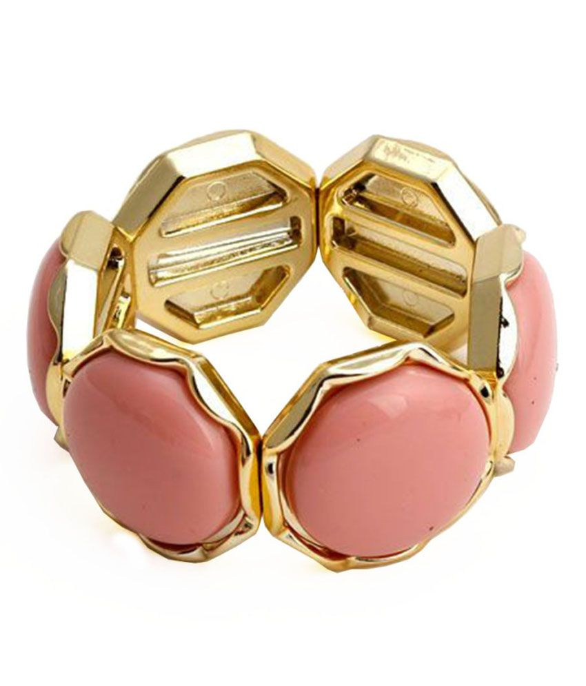 Jewel Touch Pink Daily Bracelet