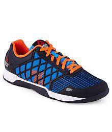 Reebok R Crossfit Nano 4 Blue Sports Shoes For Kids