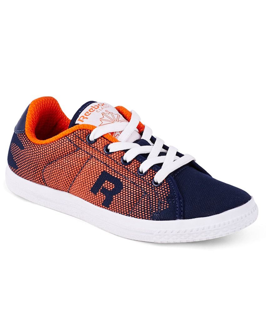 846cf54de5f Reebok On Court Aop Lp Navy Casual Shoes For Kids Price in India- Buy Reebok  On Court Aop Lp Navy Casual Shoes For Kids Online at Snapdeal