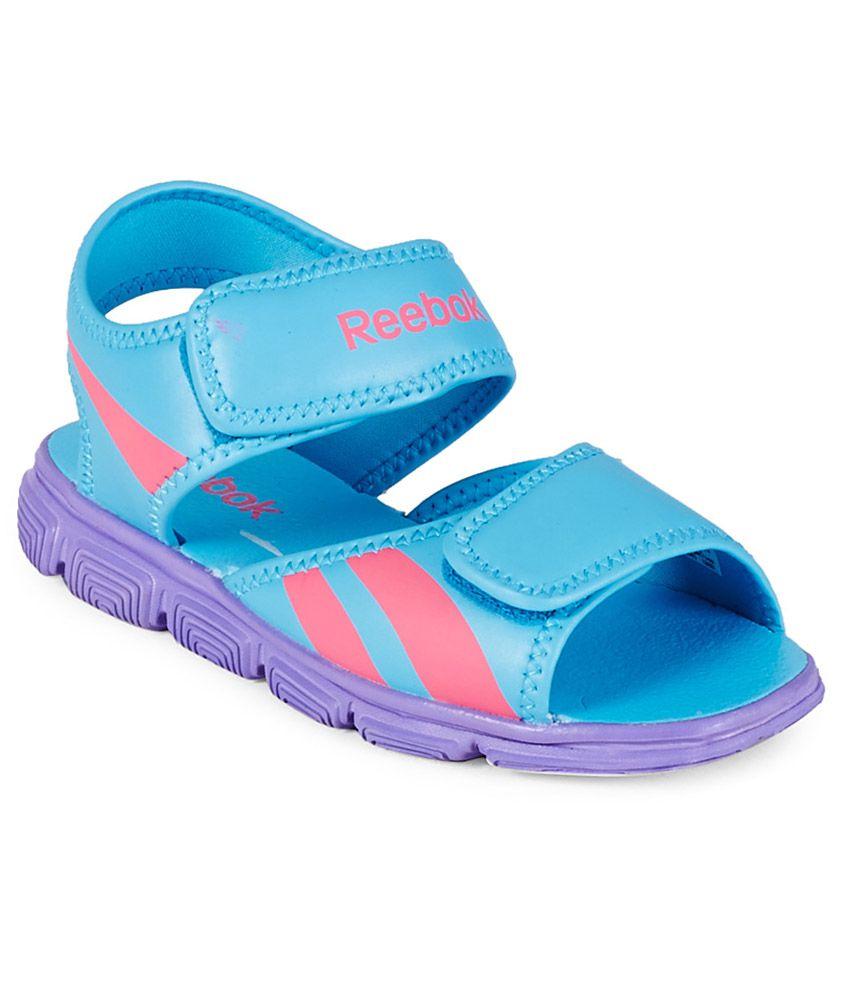reebok kids sandals