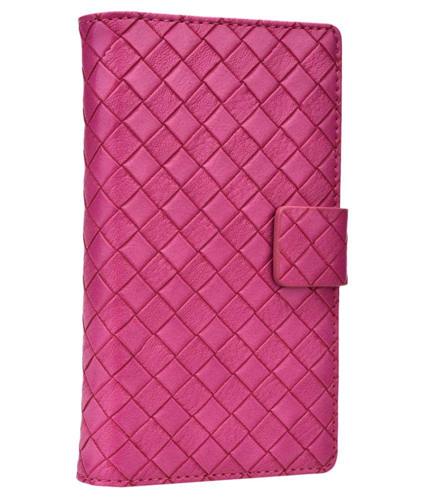 Jo Jo Flip Case for Wynncom G51 - Pink