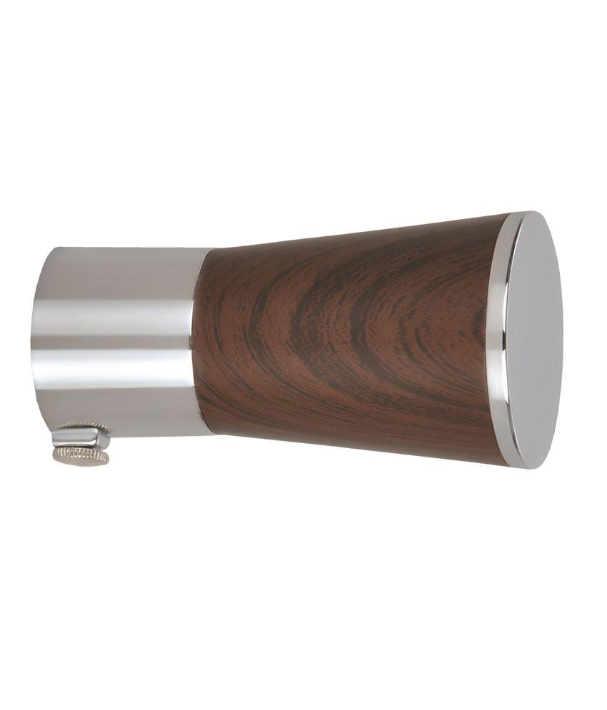 buy shreeji enterprises brown stainless steel curtain