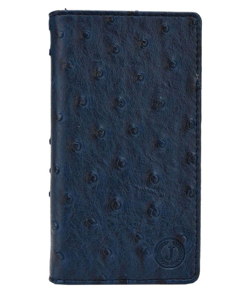 Jo Jo Flip Cover For Samsung I9100 Galaxy S II - Blue