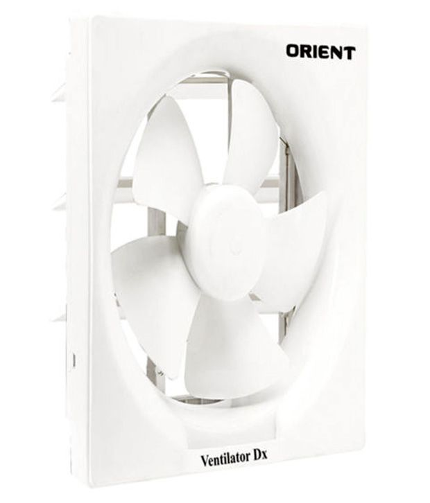 orient 200 mm ventilator dx exhaust fan white price in india buy rh snapdeal com