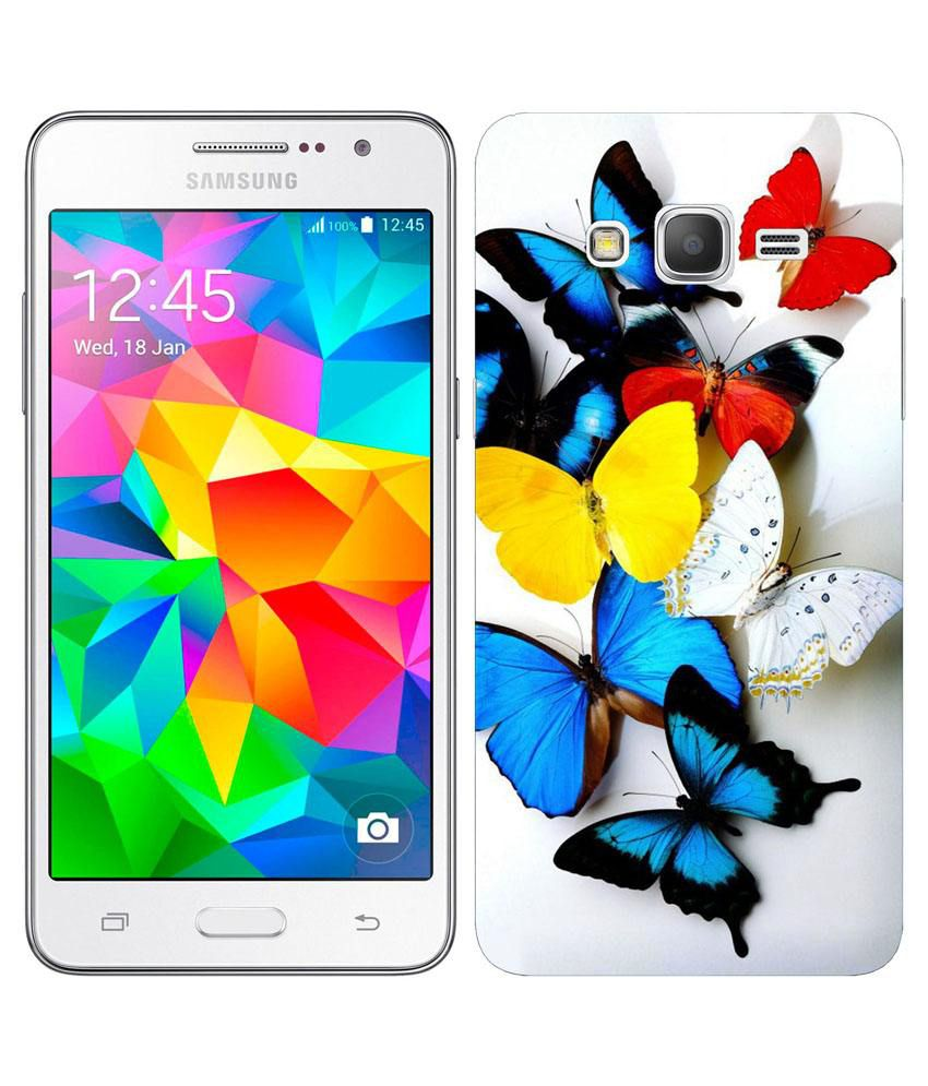 brand new c4139 c07d9 Wow Back Cover For Samsung Galaxy Grand Prime-Multicolour