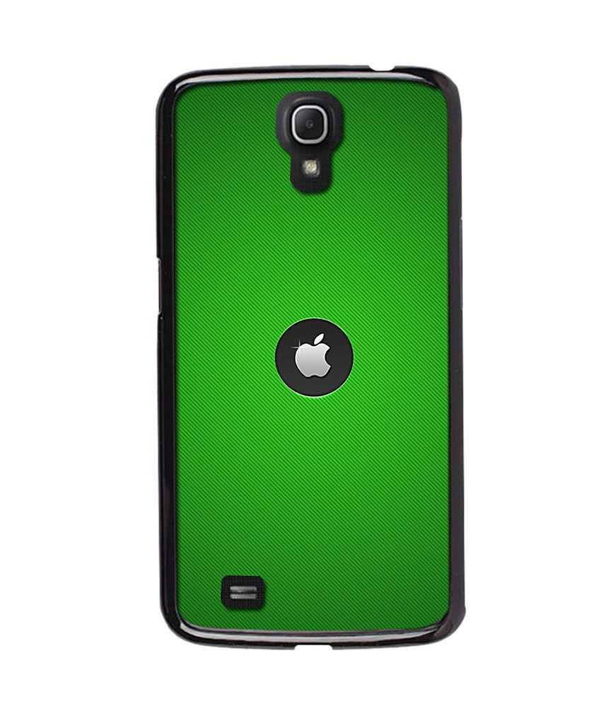 Instyler TPU Glossy Back Cover Case For Samsung Galaxy Mega 6.3 - Green