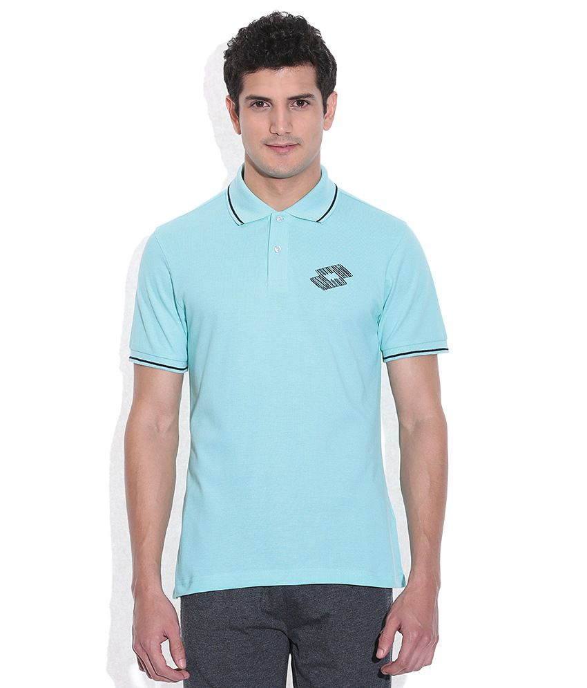 Lotto Blue Polo T-Shirt