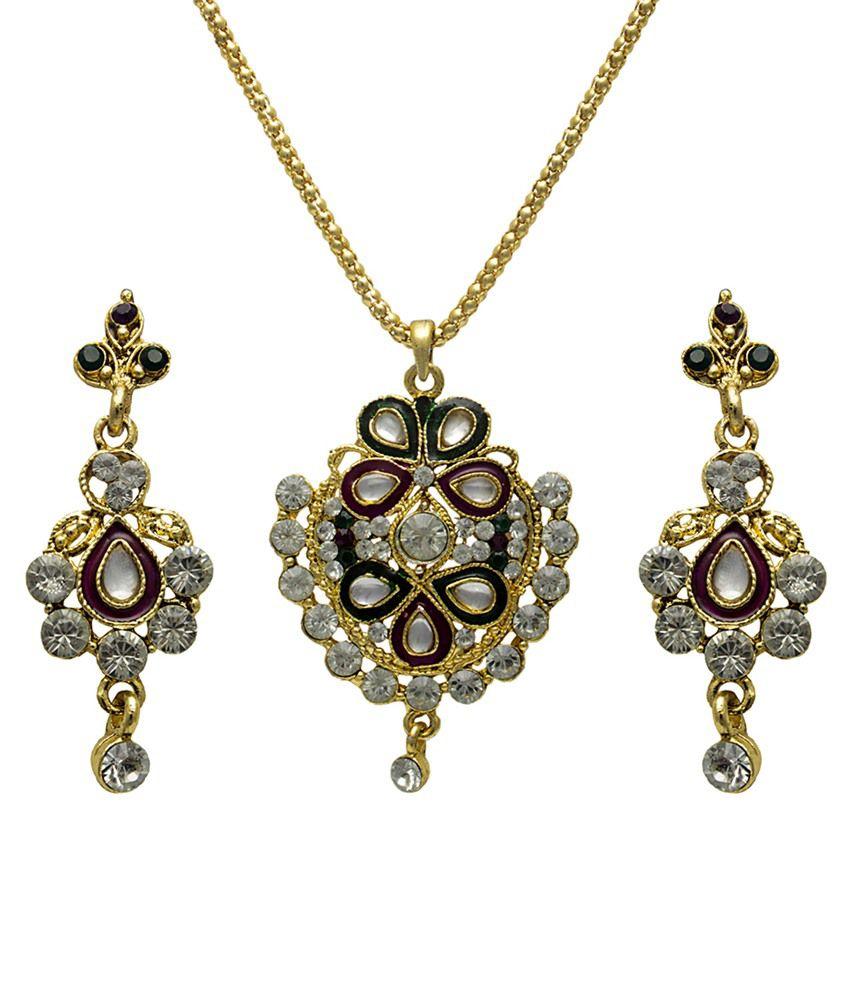 Silverkartz Necklace Set