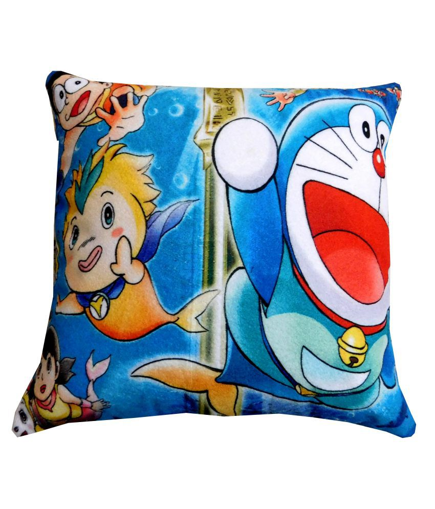 Indiano Blue Beautiful Cushion Cover Pack Of 5