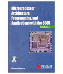 Microprocessor Archt.Prog. & App With The 8085, 6E (B/Cd)