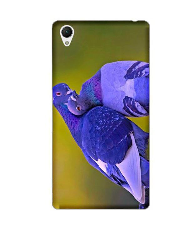 Sony Xperia Z3 Printed Back Covers by Wow-