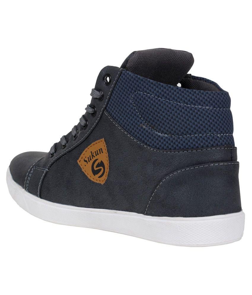 factory outlet online Sukun Lifestyle Black Casual Shoes under $60 cheap online clearance browse professional for sale bnLDTVL