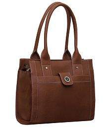 Fostelo Tan Shoulder Bag