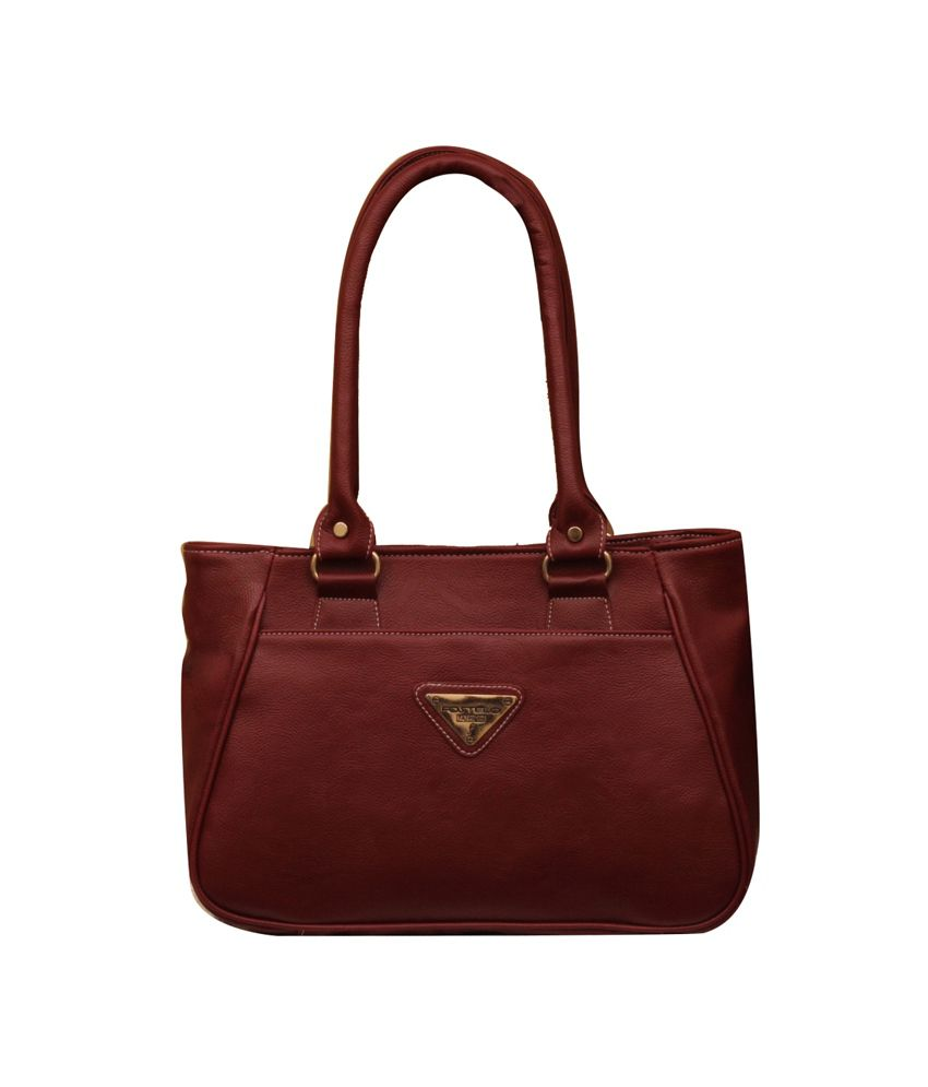 Fostelo Maroon Shoulder Bag - Buy Fostelo Maroon Shoulder Bag ...