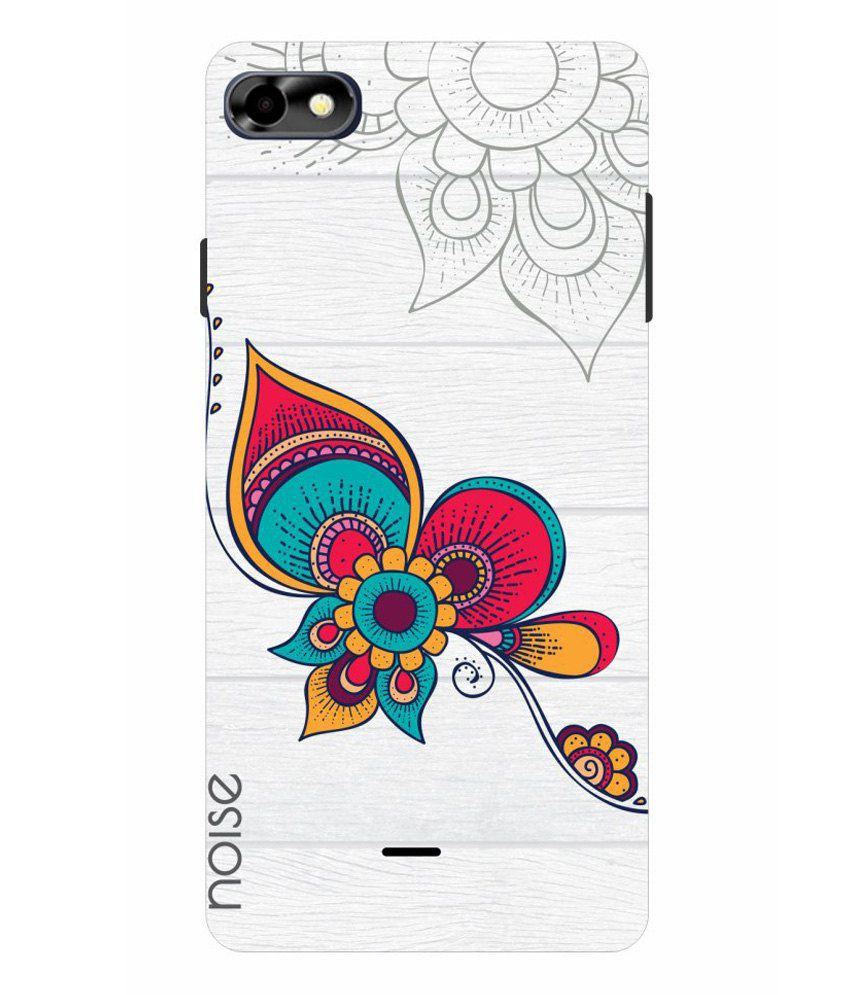 finest selection 196fc 5e9ca Micromax Bolt D321 Printed Back Cover By Noise - Multicolor