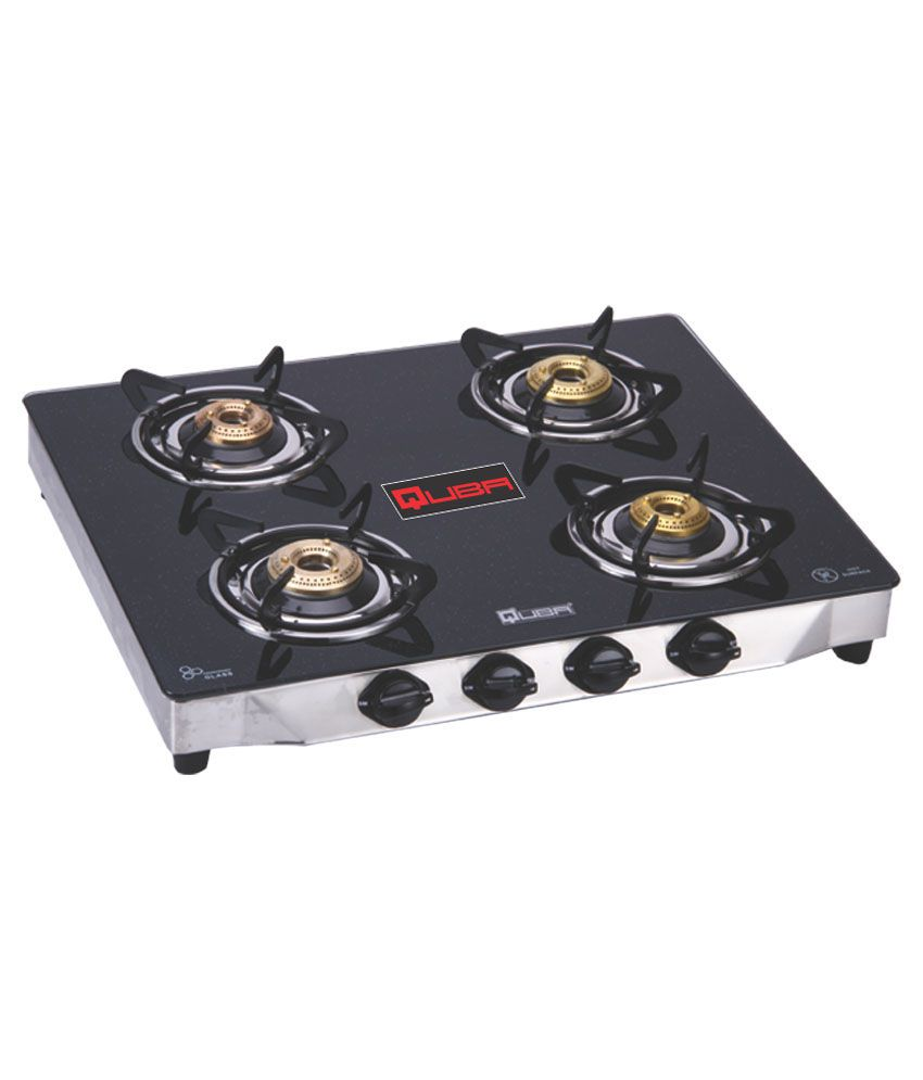 Quba Jumbo Manual Gas Cooktop (4 Burner)