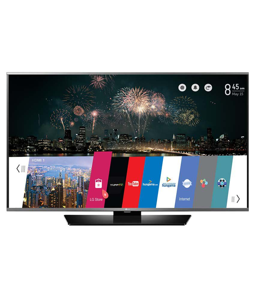LG 55LF6300 139.7 cm (55) Smart Full HD LED Television