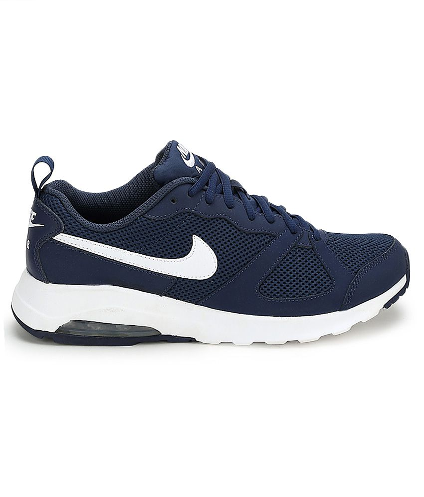 ... Nike Air Max Muse Mid Night Navy Sports Shoes ...