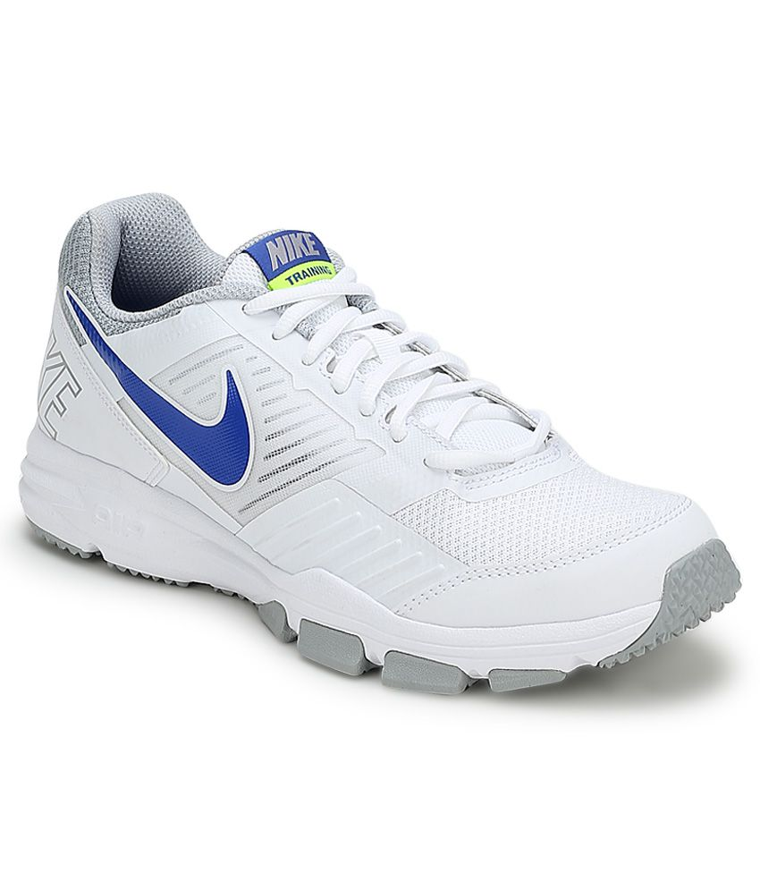 Nike Air One Tr Msl White Sports Shoes ...