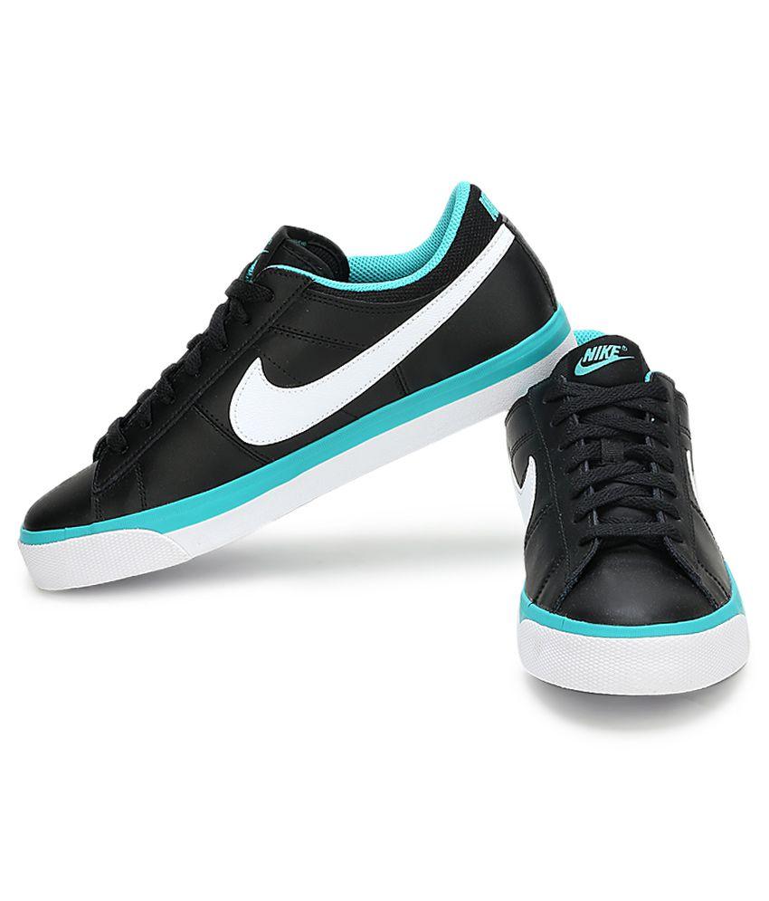 0d9c40914d75 Nike Match Supreme Ltr Black Casual Shoes - Buy Nike Match Supreme ...