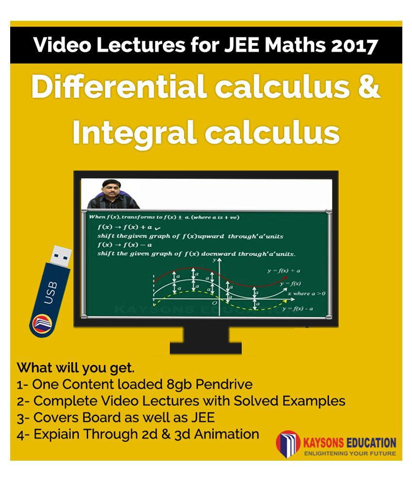 Kaysons Physical Chemistry Video Lectures for JEE Mains and Advance in Pendrive/Micro Sd Card By IITians with 17 years of Exp.