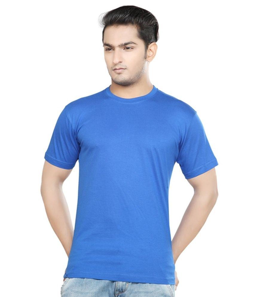 Gnas Green Cotton Blend T Shirt
