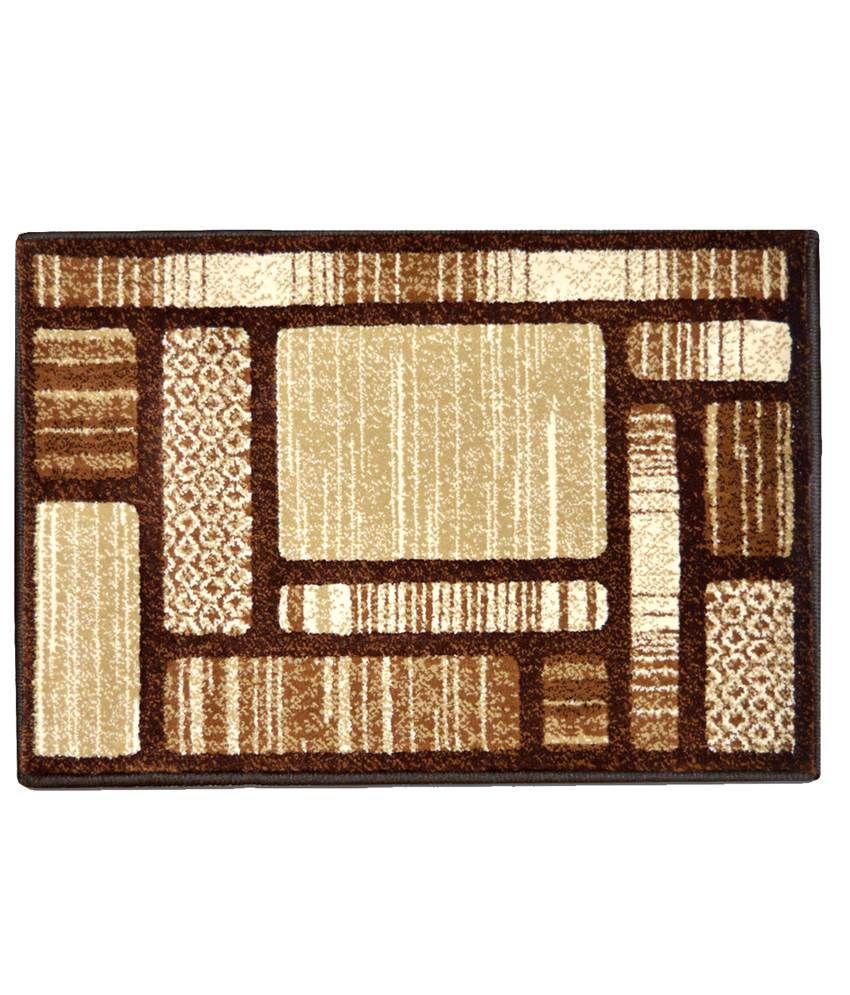 Spider brown contemporary design floor mat buy spider for Floor mat design