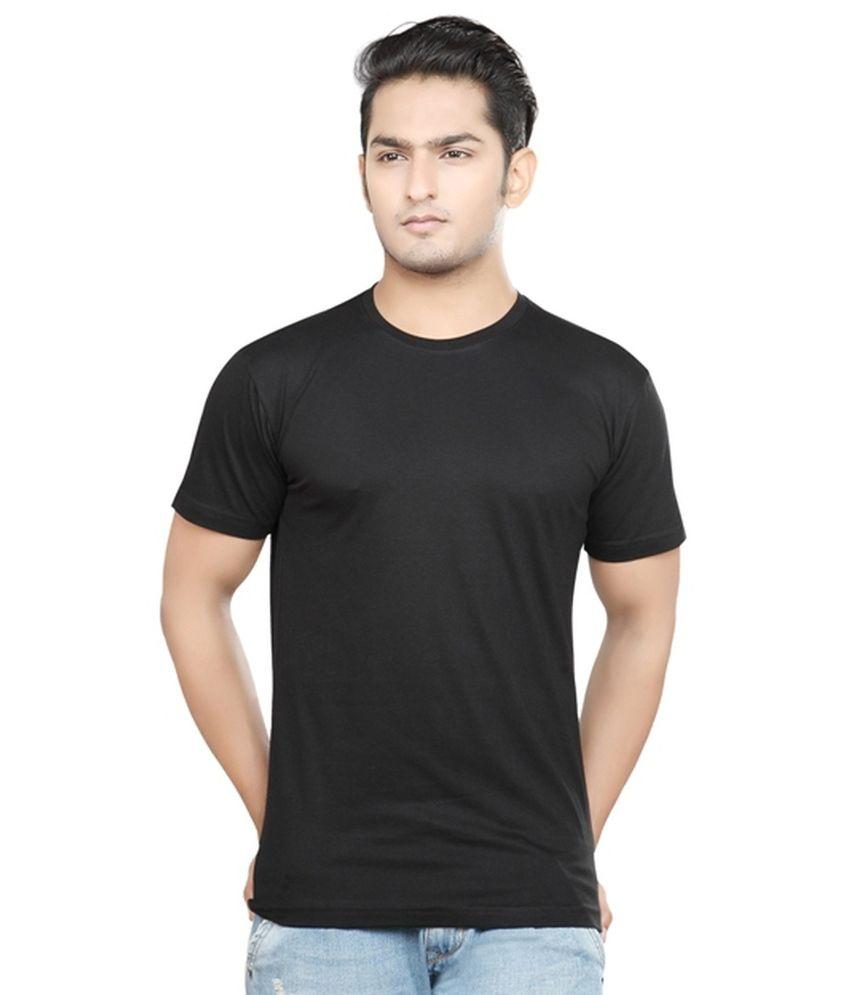 Tcp Blue Cotton Blend T Shirt