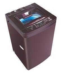 Godrej 6.5 Kg Wt 650 Cf Fully Automatic Top Load Washing Machine Carmine Red