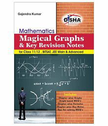 Magical Graphs and Key Revision Notes for Mathematics Class 11/ 12 , BITSAT, JEE Main & Advanced