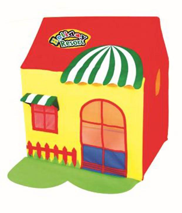 Kismis Red & Yellow Holiday Resort Tent