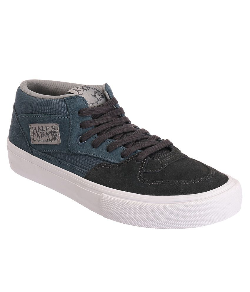 97f296e54f VANS Blue Canvas Shoes - Buy VANS Blue Canvas Shoes Online at Best Prices  in India on Snapdeal