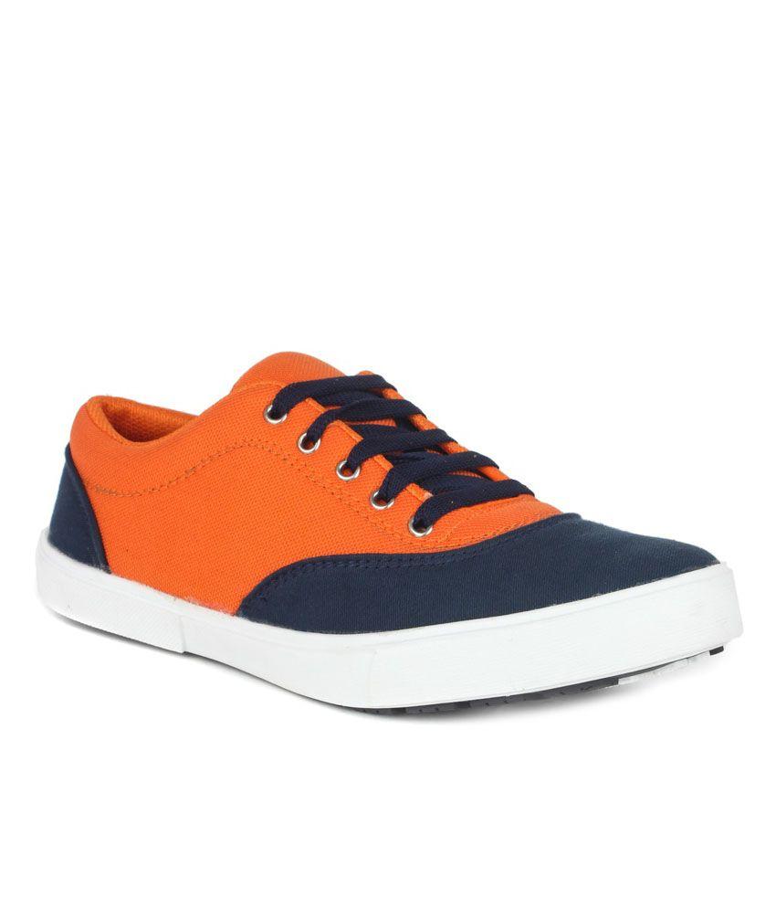 ne shoes orange canvas shoes price in india buy ne shoes