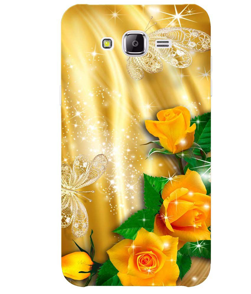 Samsung Galaxy J7 Printed Back Covers by Wow