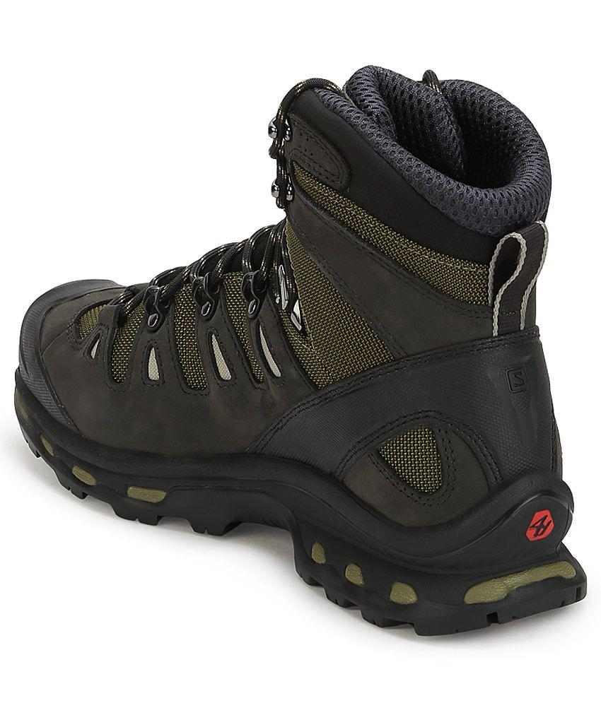 3fd7e562eb2 Salomon Quest 4D 2 Gtx Green Hiking Shoes
